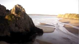 preview picture of video 'Three Cliffs.mp4'