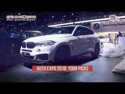 Auto Expo 2018: Crowd Reactions