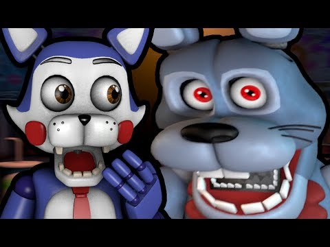 CANDY PLAYS: Five Nights at Freddy's Evolution || DON'T LET THE PUPPET ESCAPE!!!