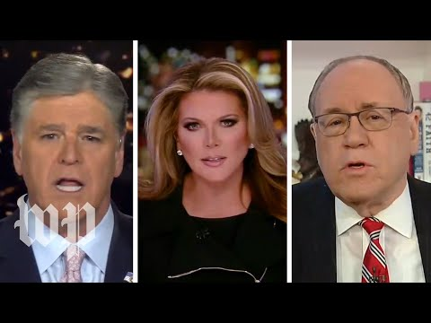 Watch how Fox News shift its rhetoric