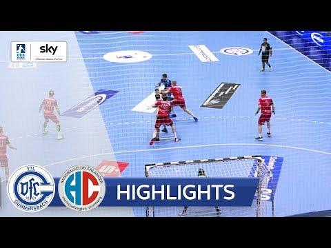 VfL Gummersbach - HC Erlangen | Highlights - DKB Handball Bundesliga 2018/19