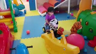 Bé Đi Siêu Thị, Bé Đi Chơi Nhà Banh   Kids Toy Media