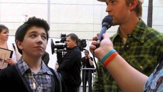 Bradley Steven Perry|Брэдли Стивен Перри, Bradley Steven Perry & Jason Dolley: 80th Annual Christmas Parade Interview