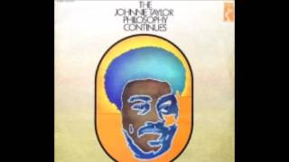 The Johnnie Taylor Philosophy Continues 1969 - Johnnie Taylor