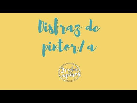 DIY: Disfraz de pintor/a