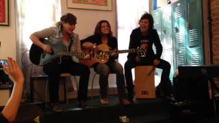 """Antigone Rising - """"That Was The Whiskey"""" at Cyber PR HQ 10/26/14"""