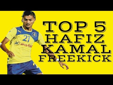 Top 5 Hafiz Kamal Freekick
