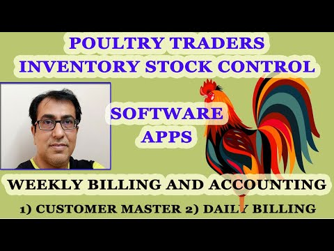Poultry Trading Software, Poultry ERP Software, Poultry Farming Software, Poultry Accounts Software
