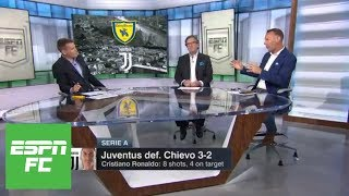 Serie A clubs' approach to shut down Cristiano Ronaldo & Juventus [Analysis] | ESPN FC - Video Youtube