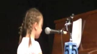 9 Year Old Anna Graceman Performs | Longer and Longer | Disney Playlist