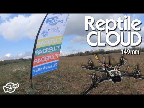 Reptile Cloud149 4k single flight Gopro - Banggood