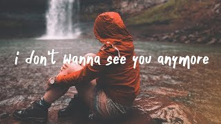 XYLØ - I Don't Wanna See You Anymore (Lyric Video) Pilton Remix