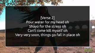 Iyanya   Iyanu (Holy Water) Lyrics Video