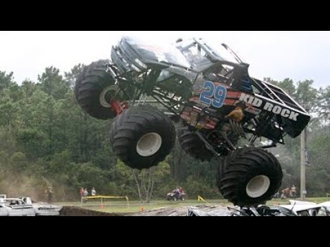 World Of Trucks Monster Truck World Finals Deland  Florida 2005