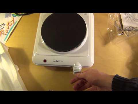 Ciatronic Hotplate EKP 3405 Einzelkochplatte