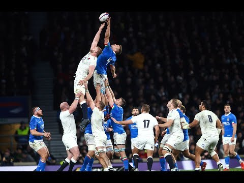 First Half Highlights: England - Italy | Guinness Six Nations