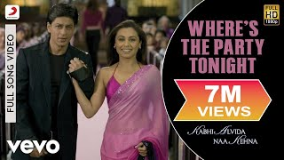 Where's The Party Tonight   KANK | John | Abhishek | Preity Zinta