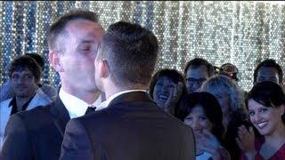 "Premier mariage homo: ils se disent ""oui"" - 29/05"