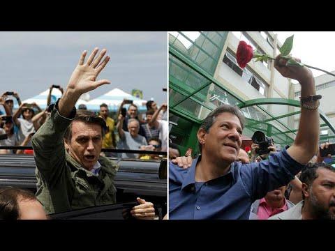 Ο ακροδεξιός Ζ. Μπολσονάρο νέος πρόεδρος της Βραζιλίας