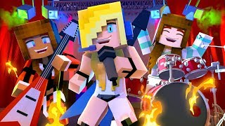 Minecraft Roleplay-PSYCHO GiRL Show #5 ★ Lilly's Big Love Crush *Minecraft Roleplay*