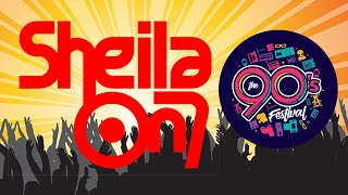 Sheila On 7 Live Concert At 90's Festival