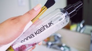 Sonia Kashuk Makeup Brush Cleaner… Does It Work?