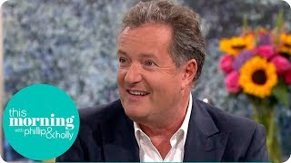 Piers Morgan on His World Exclusive Interview With Donald Trump | This Morning