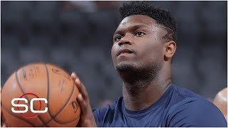 How prepared are Zion Williamson and the Pelicans for the NBA restart? | SportsCenter