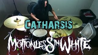 Motionless In White   Catharsis [Official Drum Cover] (2019)