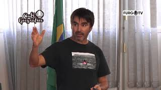 Café Geográfico - Prof. Ulisses Rocha Oliveira - Bloco 01