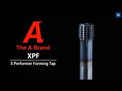 高效能轉造絲攻XPF