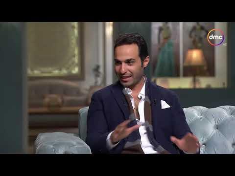 أحمد فهمي يصف رد فعل شقيقه كريم فهمي في أول لقاء بهنا الزاهد