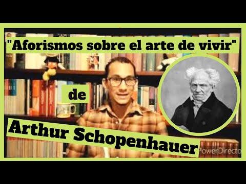 """""""Aforismos sobre el arte de vivir"""", de Arthur Schopenhauer.   FILOSOFÍA."""