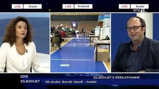 Në Studio: Besnik Vasolli - Zgjedhjet 2019