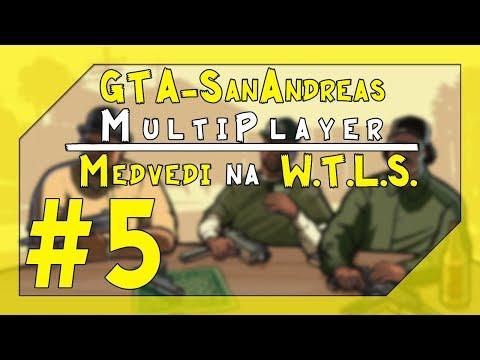 GTA SA:MP [#5] - Podkovy k noze! | PC Gameplay česky | Tokan