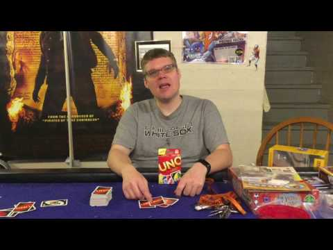 Bower's Game Corner: Uno Review