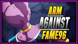 DBFZ ➤ Two Great Players Clash! Arm Versus Fame96  [ DragonBall FighterZ ]