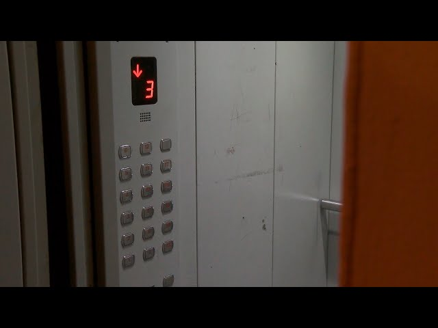 Во время падения лифта иркутянка получила травму позвоночника