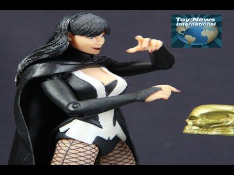 DC Collectibles New 52 Justice League Dark Zatanna Figure Review