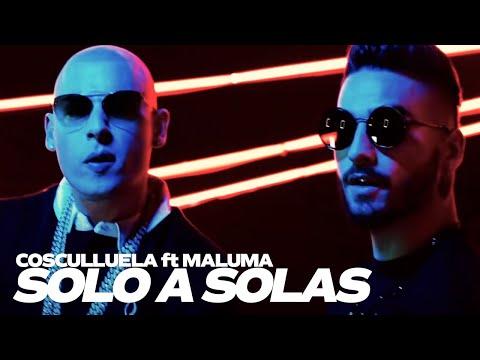 Solo A Solas - Cosculluela feat. Maluma (Video)