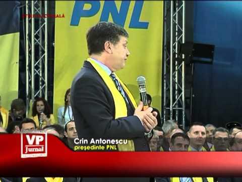 PNL și-a lansat candidații