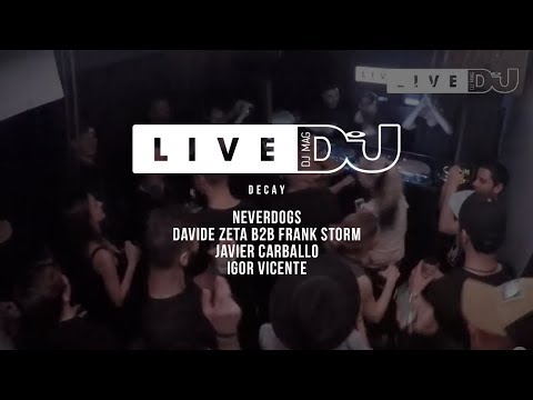 DJ Mag Live Presents Decay Records