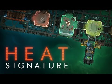 Heat Signature is out! This is the launch trailer thumbnail