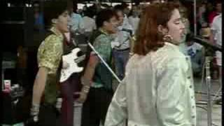 Madonna | 'Get Into The Groove' Live John F. Kennedy Stadium 1985