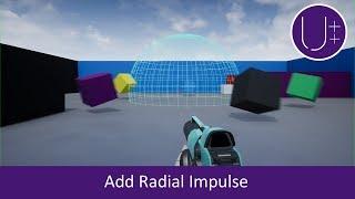 Unreal Engine 4 C++ Tutorial: Radial Impulse