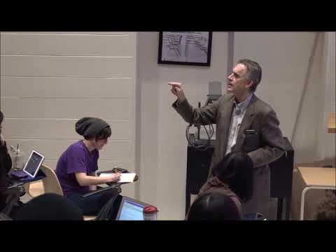 Jordan Peterson – Hodnoty, nihilismus, totalita