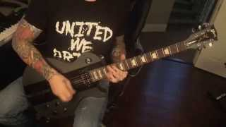 Sixx:A.M. - Stars - Guitar Lesson by Dj ASHBA
