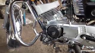 Yamaha Rx100 Self Starter