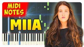 dynasty miia piano sheet music pdf - TH-Clip