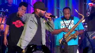 The Soul Rebels Ft Talib Kweli